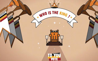 Belgian monarchy angered by Burger King advert
