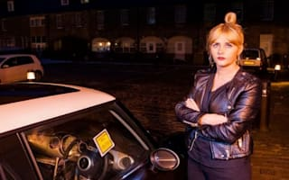 £18,500 in parking tickets for parking in front of her own garage