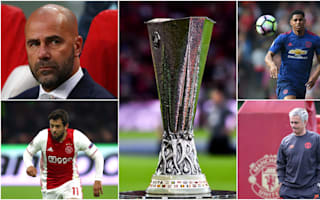 Mourinho looking to stay perfect in Europa League final - Ajax v Manchester United in Opta numbers