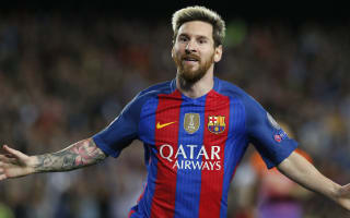 Nani hails 'special' Messi