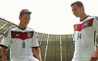 Draxler urges Ozil to join him at PSG