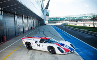 "Steve McQueen's ""Le Mans"" racer up for auction"