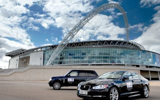 Jaguar Land Rover backs the 2018 World Cup bid