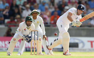 England hit back against Pakistan at Edgbaston