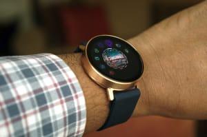 Vapor es el primer smartwatch de Misfit con pantalla táctil