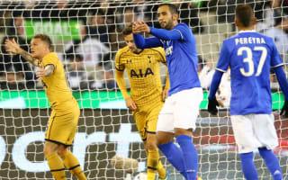 Juventus 2 Tottenham 1: Benatia bags win for Serie A champions