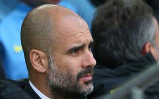 City as sharp as Barca and Bayern but lacking consistency, says Guardiola