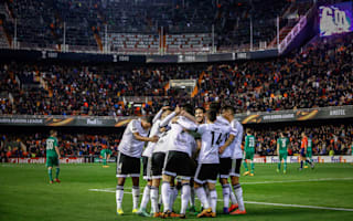 Neville plays down big Valencia win