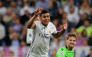 Casemiro: I wish I could return tomorrow!