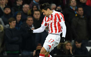 West Ham 1 Stoke City 1: Bojan rescues point for Potters