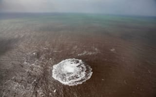 New Canary Island emerging as underwater volcano reaches surface