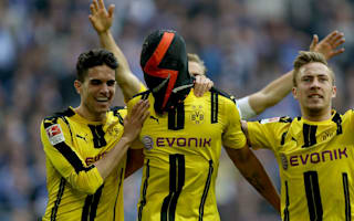 Schalke 1 Borussia Dortmund 1: Kehrer strike becalms masked marksman Aubameyang