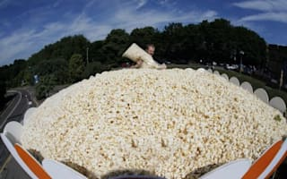 Man wins £4.4 million damages for 'popcorn lung'