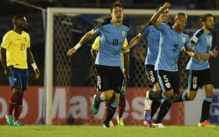 Uruguay 2 Ecuador 1: Coates and Rolan lift hosts
