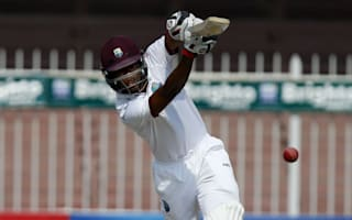 Chase and Dowrich rescue Windies on day one