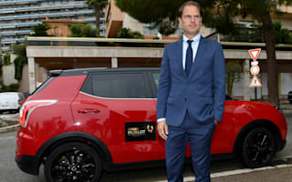 De Boer: I feel like I'm in Formula One!
