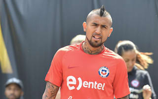 Chile v Panama: Vidal expects further improvement