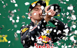 Verstappen hailed for 'amazing' Interlagos drive