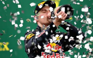 Verstappen hailed for 'amazing' Interlagos drive