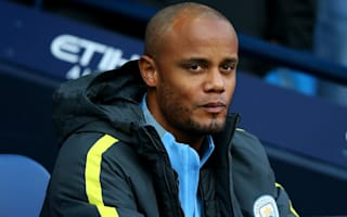 Kompany back in Belgium squad