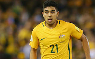 Socceroos pair Luongo, Langerak to miss Thailand clash