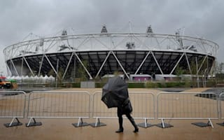 Wet and windy Olympics looks likely