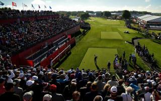 Ryder Cup begins at Hazeltine amid frenzied atmosphere