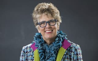 TV chef Prue Leith is confirmed as new judge on The Great British Bake Off