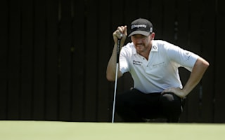 Walker sets pace at Baltusrol, Stenson form continues