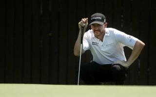 Walker sets pace at Baltusrol, Stenson form continues
