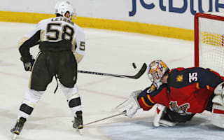 Montoya helps Panthers to shoot-out win, Stars edge Predators