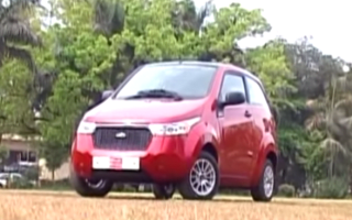 Mahindra electric car due UK release in spring, reports say