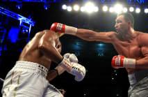 Joshua-Klitschko II could be heading for Las Vegas