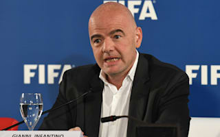 Video referees will not cannibalise the game - Infantino