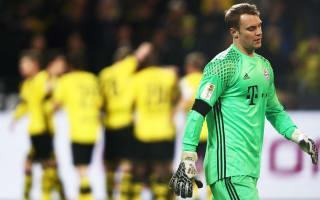 Neuer refuses to write off Borussia Dortmund