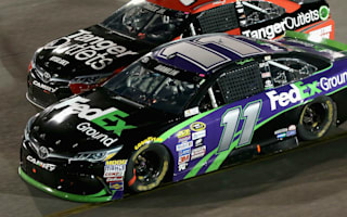 Hamlin wins final race before the Chase