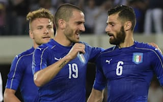 Italy 2 Finland 0: Candreva, De Rossi on target in final Euros warm-up