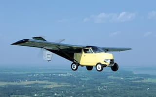 World's first flying car expected to fetch £600,000
