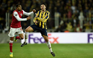 Fenerbahce 1 Sporting Braga 0: Topal the hero for hosts