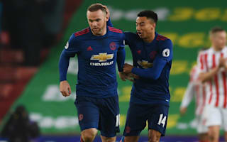 Lingard: We all want to be like role-model Rooney