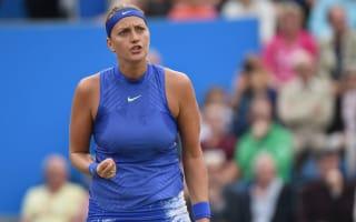 Kvitova reaches first final since injury, Muguruza beaten