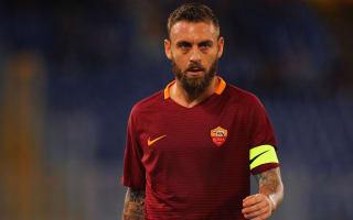 De Rossi: No contract talks with Roma