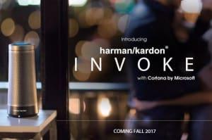 Harman Kardon descubre sin querer su nuevo traje para Cortana
