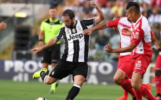 Juventus 2 Espanyol 2: Dybala brilliance seals draw on Higuain's first start
