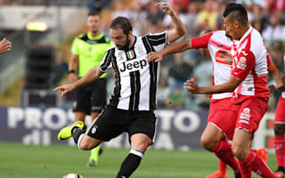 Juventus 2 Espanyol 2: Dybala brilliance seals draw on Higuain's first start