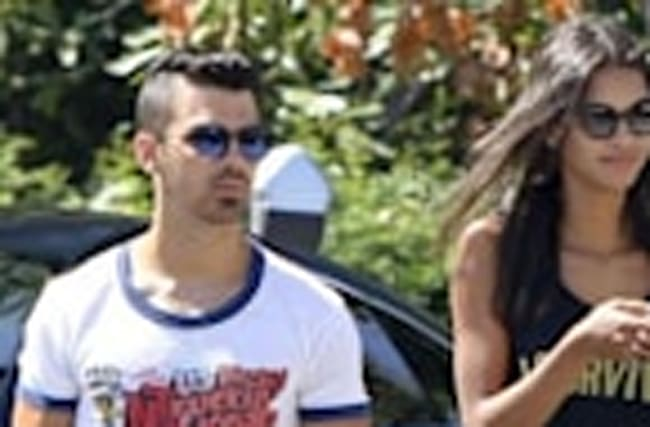 EXCLUSIVE: Joe Jonas Is 'Getting Serious' With Model Daiane Sodre