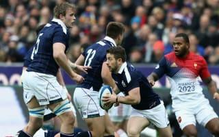 Laidlaw a massive loss for Scotland - Webb