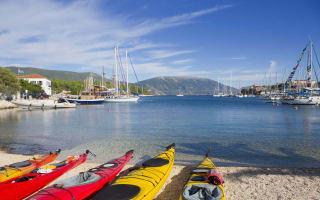 Kefalonia: Greece's next top active holiday island