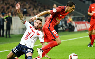 Emery hails Di Maria as PSG see off Lille