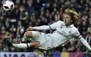 Modric enjoys Madrid's toil for goals